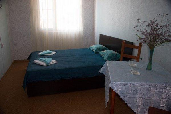 Гостиница «Kazachok», Чумбур-Коса