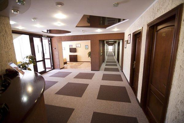 Гостиница Аэропорт - фото 17