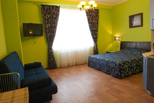 Апарт-Отель На Березовой - фото 1