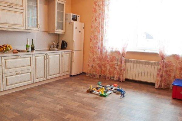 Апарт-Отель На Березовой - фото 12