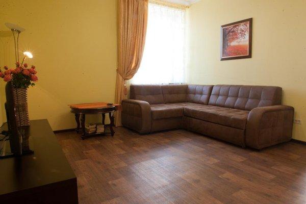 Апарт-Отель На Березовой - фото 15