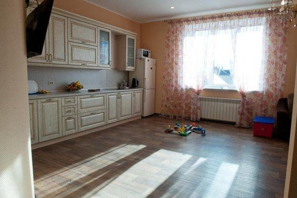 Апарт-Отель На Березовой - фото 21