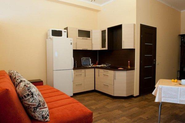 Апарт-Отель На Березовой - фото 7