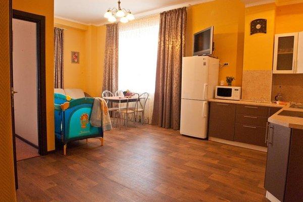 Апарт-Отель На Березовой - фото 8