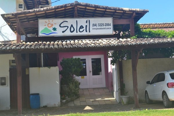 Pousada Soleil - фото 7