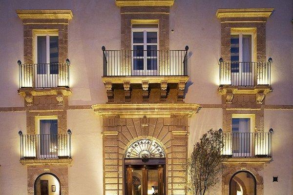 Algila Ortigia Charme Hotel - фото 20