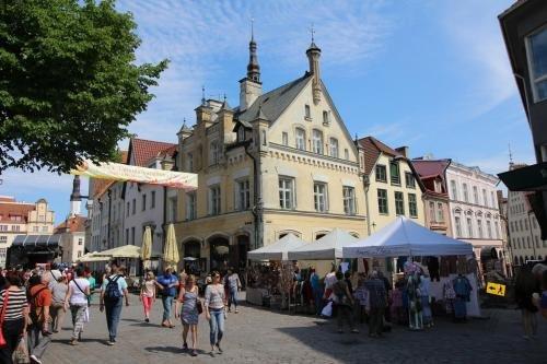 Tallinn City Apartments - Town Hall Square - фото 34