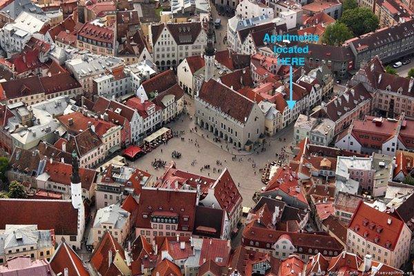 Tallinn City Apartments - Town Hall Square - фото 1
