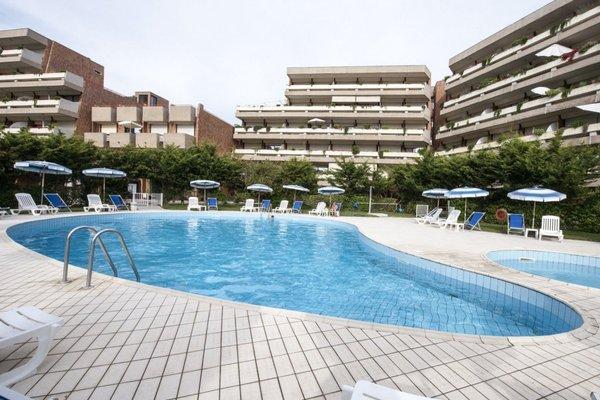 Suites Marilia Apartments - фото 12