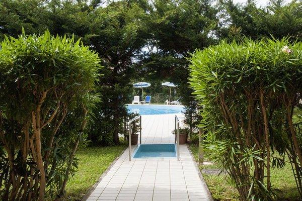 Suites Marilia Apartments - фото 14