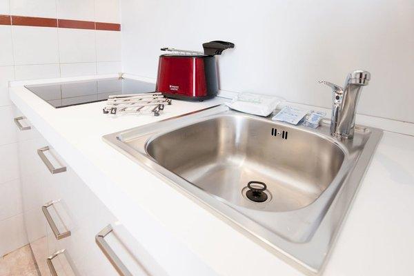 Suites Marilia Apartments - фото 15