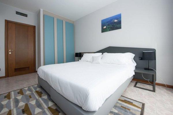 Suites Marilia Apartments - фото 17