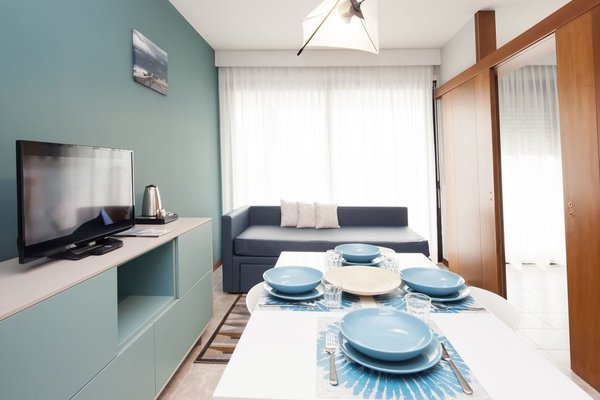 Suites Marilia Apartments - фото 18