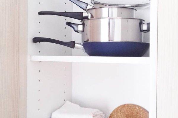 Tri stolitsy Apartment - фото 11