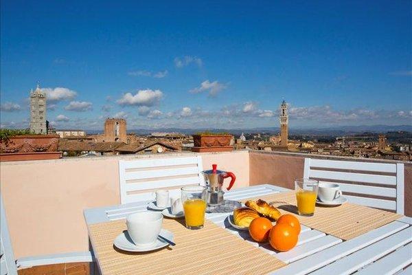 Interno 5-highest terrace of Siena - фото 2