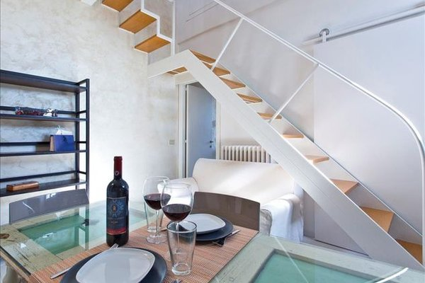 Interno 5-highest terrace of Siena - фото 9