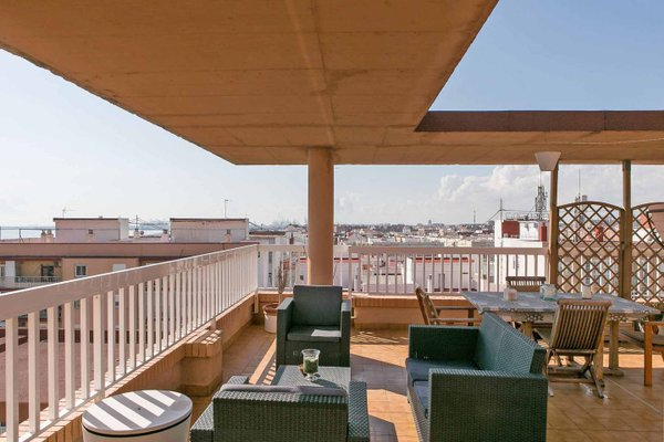 ApartUP Patacona Penthouse - фото 3
