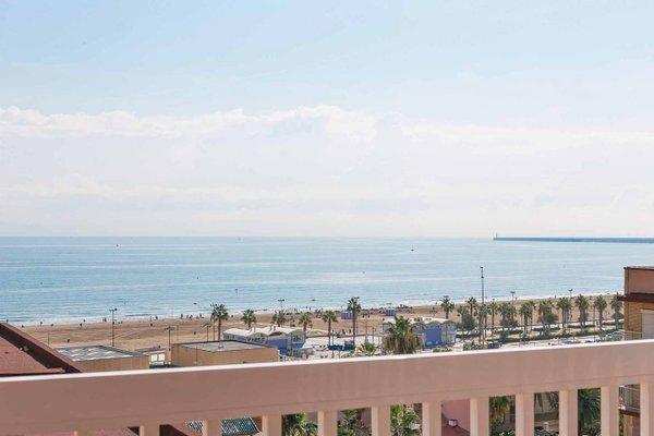 ApartUP Patacona Penthouse - фото 4