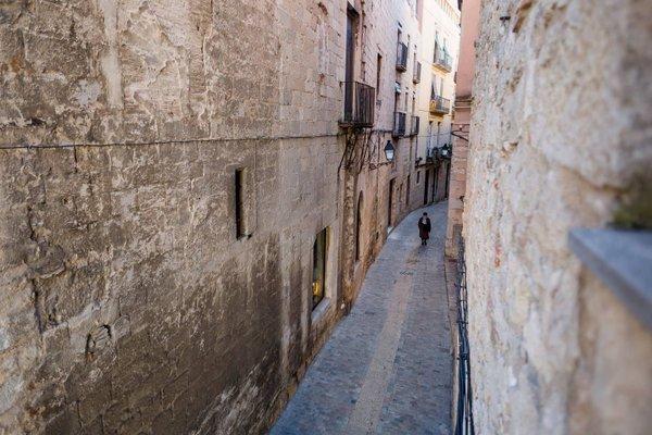 Apartamento Sombra de la Catedral - фото 13