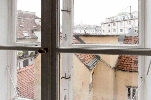 Heart of Vienna Apartments - фото 23