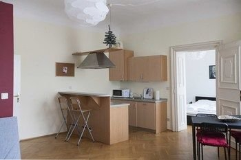 Heart of Vienna Apartments - фото 9