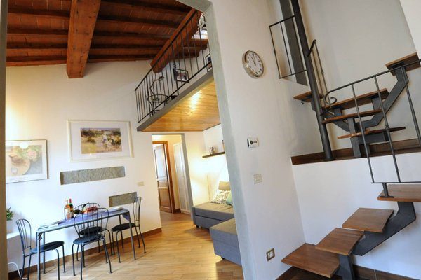 Apartment Salvia, San Frediano - фото 7