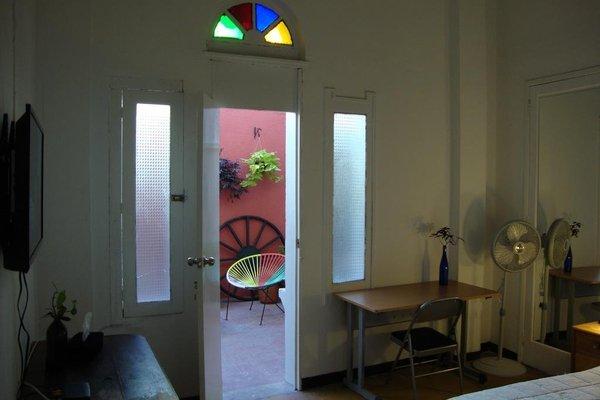 Hospedarte Suites - фото 11