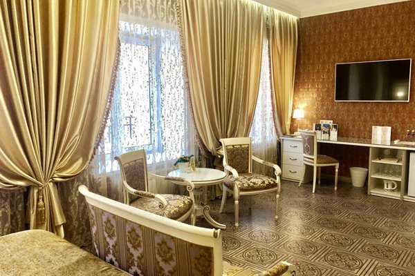 Отель ПушкинЪ - фото 1