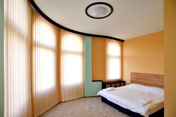 Hotel Cascade - фото 7