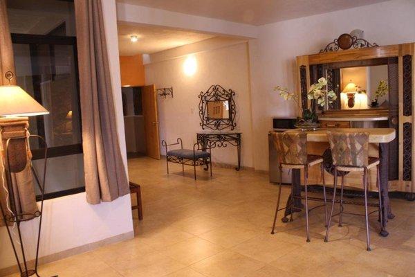 Casa Corazon de Plata Suites - фото 22