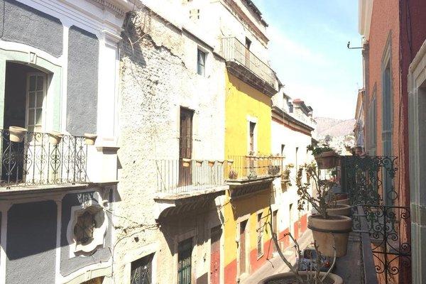Hotel Casa San Roque - фото 20