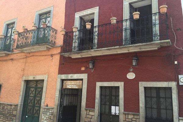 Hotel Casa San Roque - фото 23