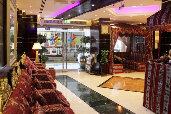 Al Khaleej Grand Hotel - фото 16
