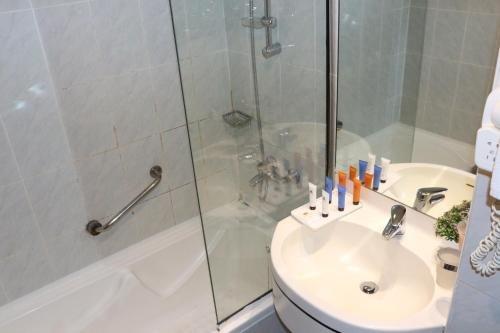 Al Khaleej Grand Hotel - фото 7
