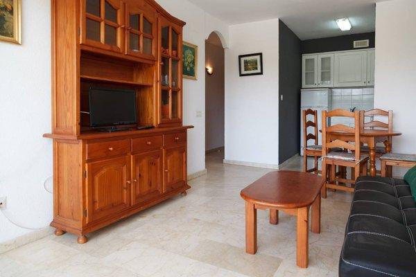 UHC Aquamarina Apartments - фото 10