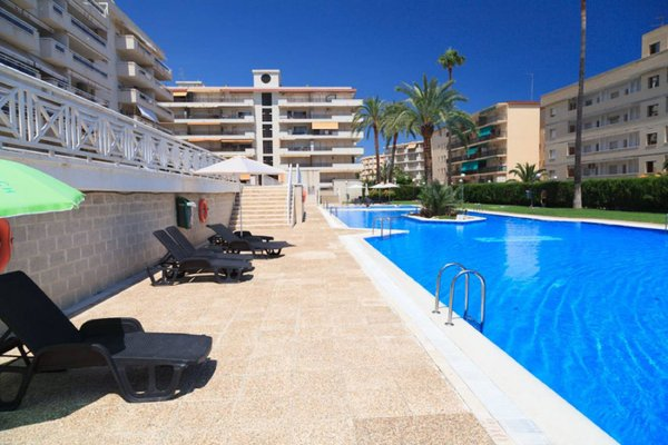 UHC Aquamarina Apartments - фото 15