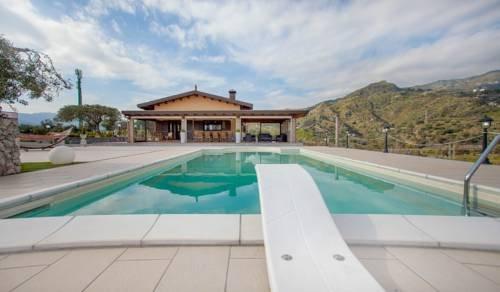 Villa panoramica Taormina - фото 24