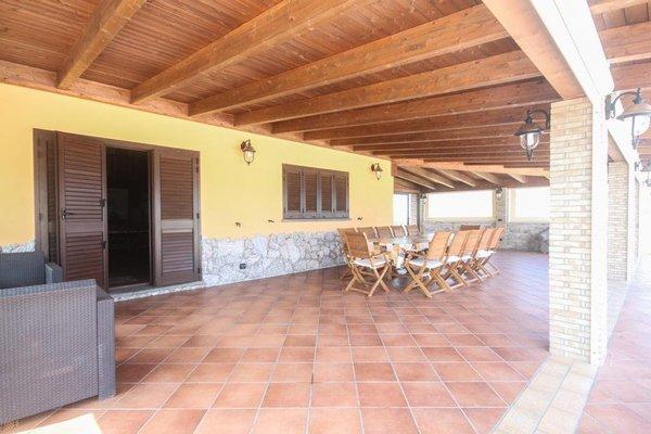 Villa panoramica Taormina - фото 14