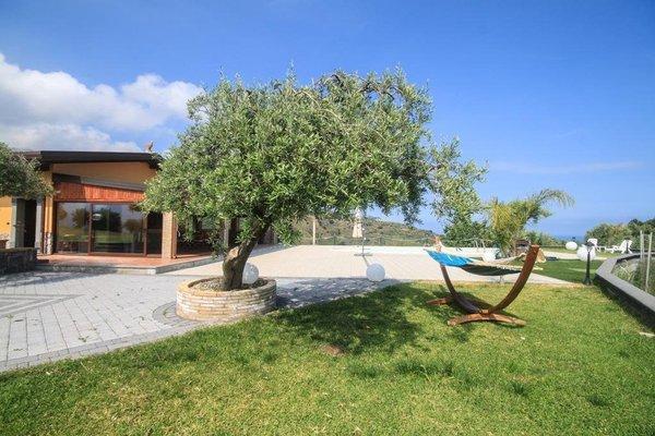 Villa panoramica Taormina - фото 16