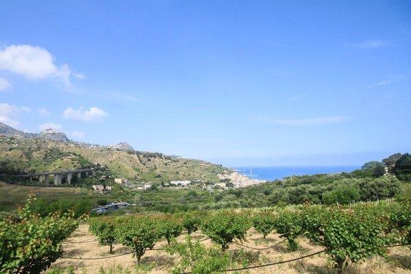 Villa panoramica Taormina - фото 18