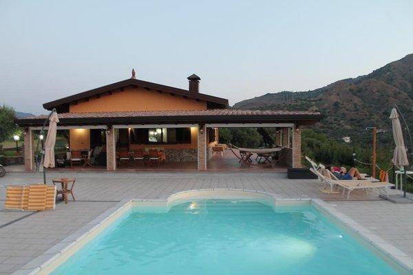 Villa panoramica Taormina - фото 19