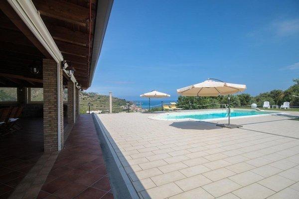 Villa panoramica Taormina - фото 21