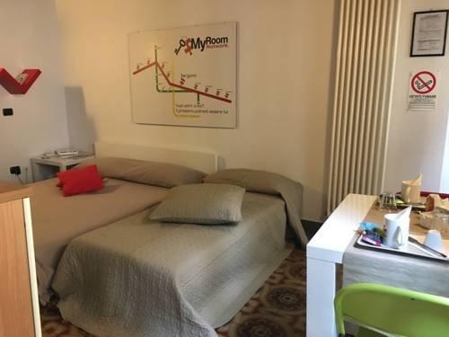 MyRoom Suite Center - фото 32