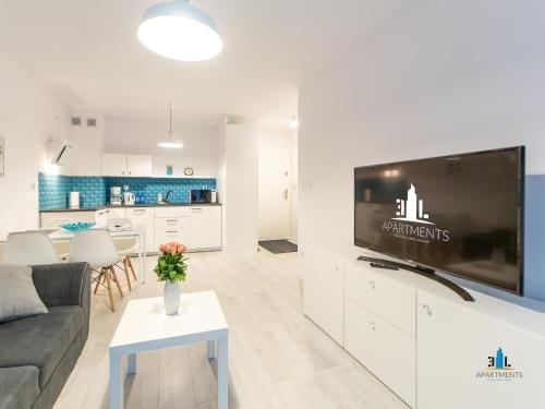 3L Apartments Blizej Morza - фото 20