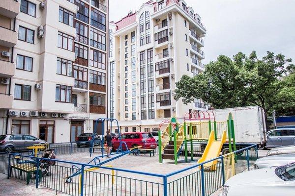 Superior apartments on Lunacharskogo - фото 6