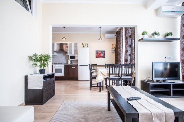 Apartments on Kurortnaya 14A - фото 7