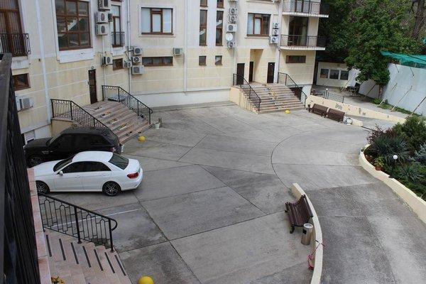 Apartment on Kurzalnaya 21 kv 5 - фото 12