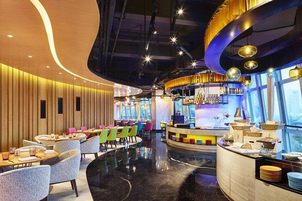 Aloft Guangzhou Tianhe - фото 12