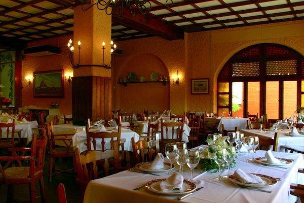 Hotel Los Rosales - фото 15