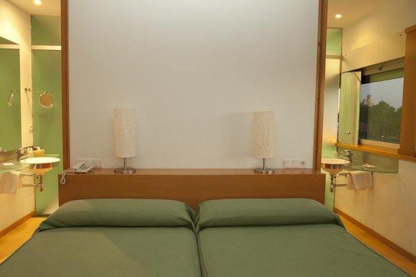 Hotel Los Rosales - фото 2
